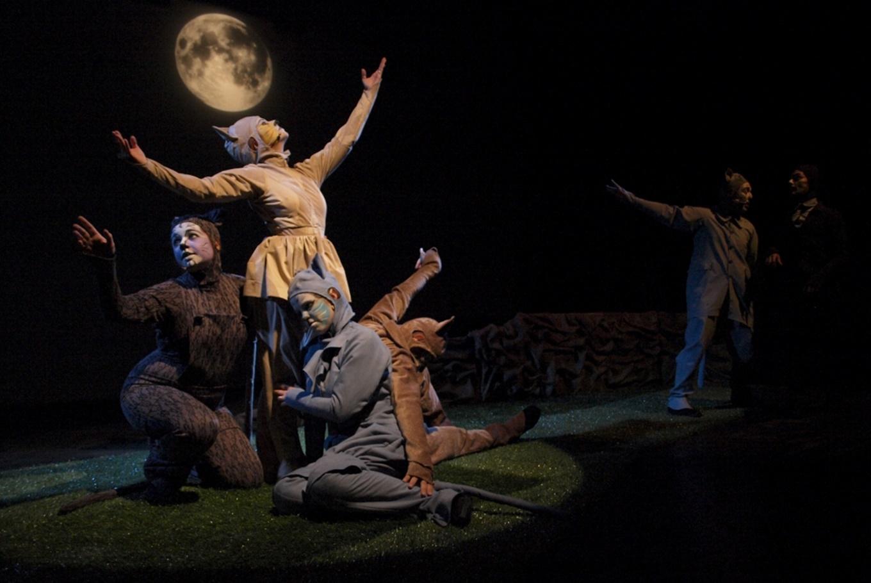 Musical 'Gats' en Jove Teatre Regina (Barcelona)