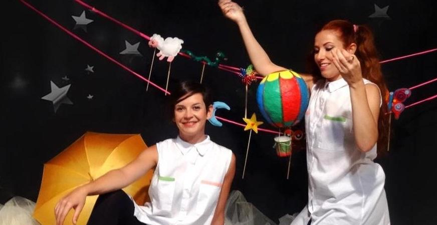 Teatro para bebés 'Girasoles' en Artespacio Plot Point (Madrid)
