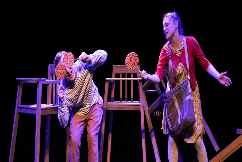 Teatro infantil 'Gretel y Hansel' en Teatro Arbolé (Zaragoza)