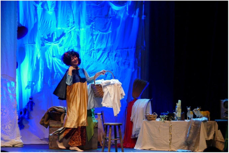 Teatro familiar 'El desván de los hermanos Grimm' en Sala La Imperdible (Sevilla)
