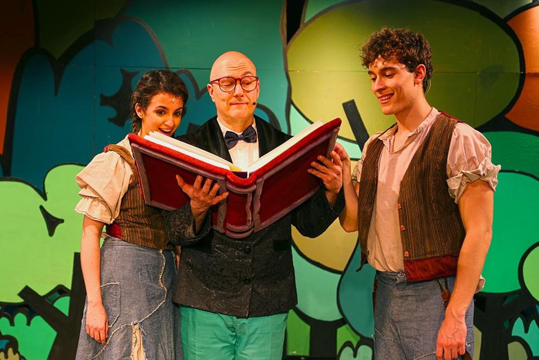 'Hansel y Gretel, un cuento musical' en Nuevo Teatro Alcalá (Madrid)