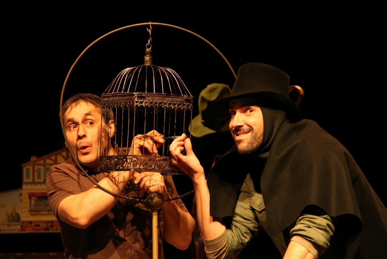 'Hansel y Gretel' en Teatro Echegaray (Málaga)