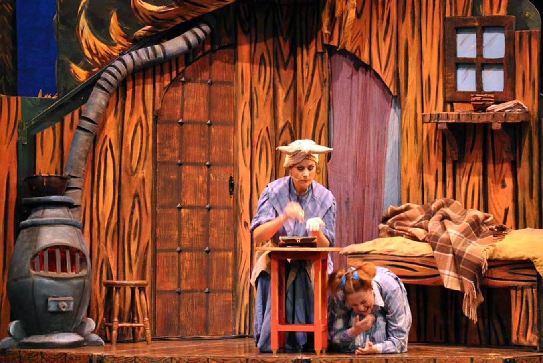 'Hansel y Gretel, el musical' en Teatro Sanpol (Madrid)