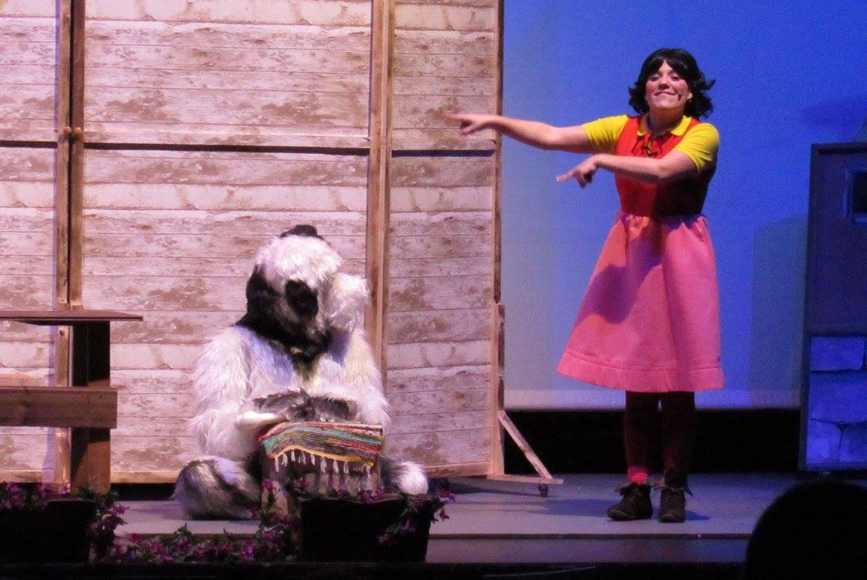 Teatro infantil 'Heidi' en La Cochera Cabaret (Málaga)