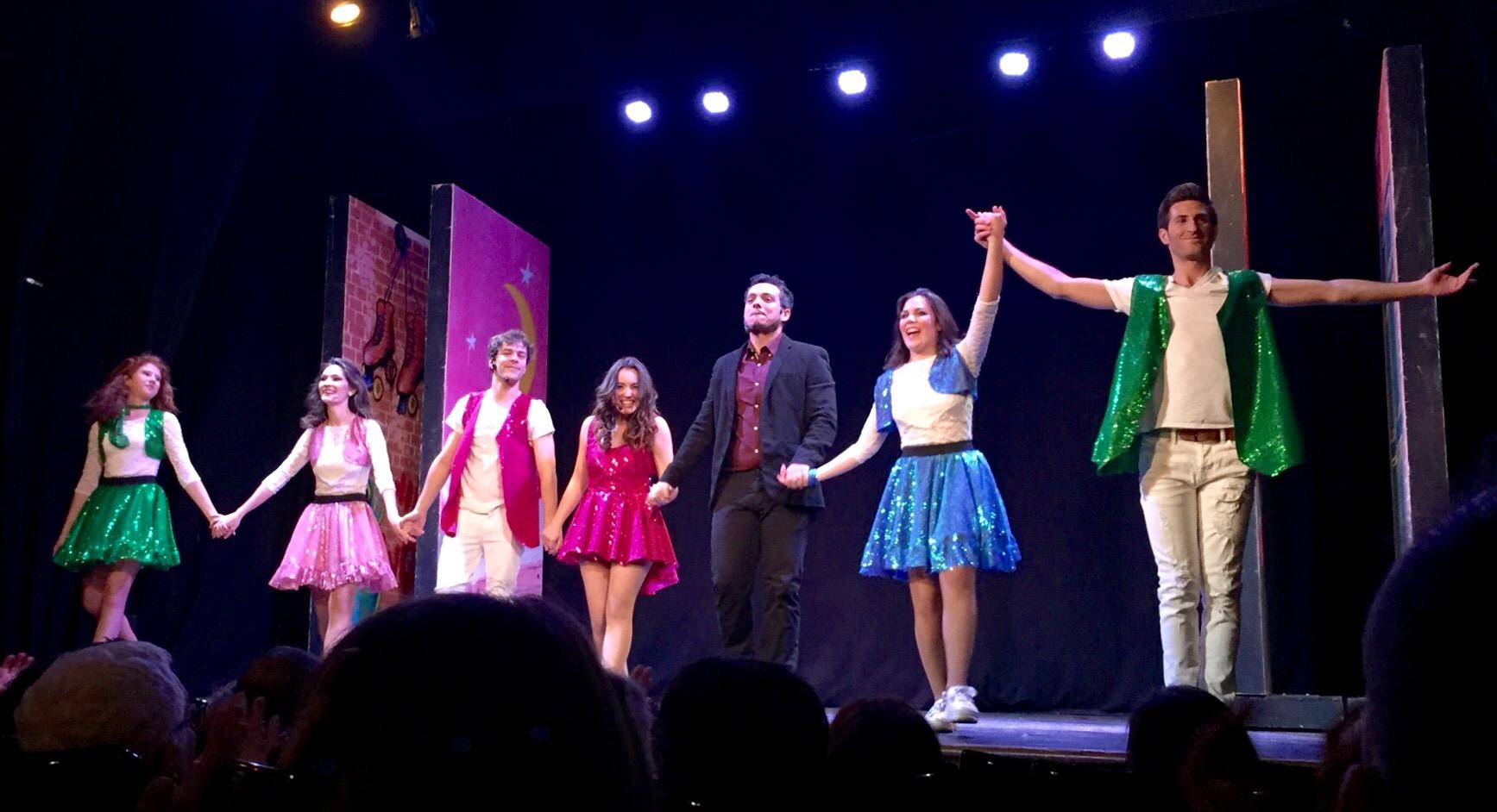 Musical 'On Beat Sobre Ruedas' en Teatro Arlequín Gran Vía (Madrid)