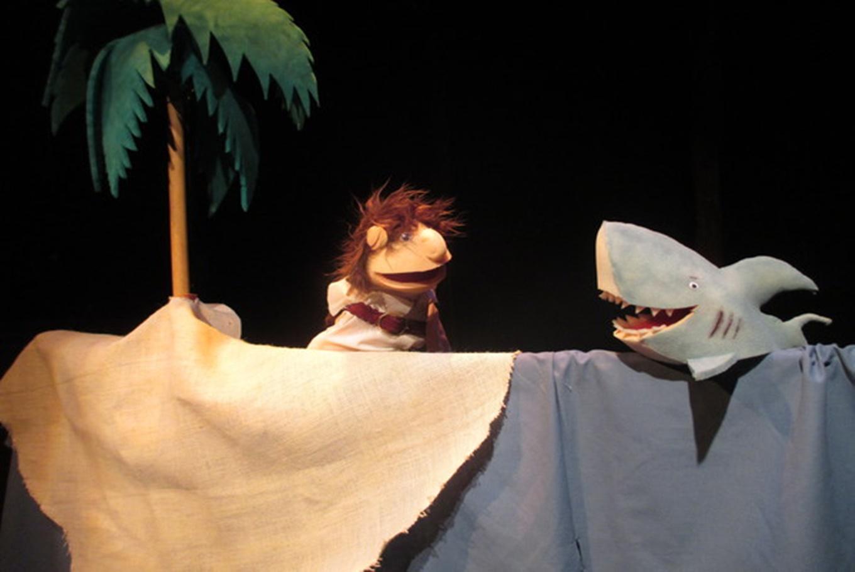 Teatro de títeres 'La isla pirata' en Teatro de La Puerta Estrecha (Madrid)