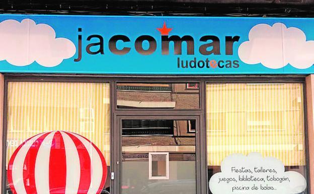 Jacomar Ludotecas