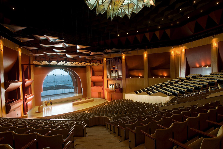 Auditorio Alfredo Kraus - Palacio de Congresos de Canarias