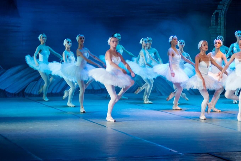 Ballet 'El lago de los cisnes' en Palacio de Congresos y Auditorio Kursaal (Donostia-San Sebastián)