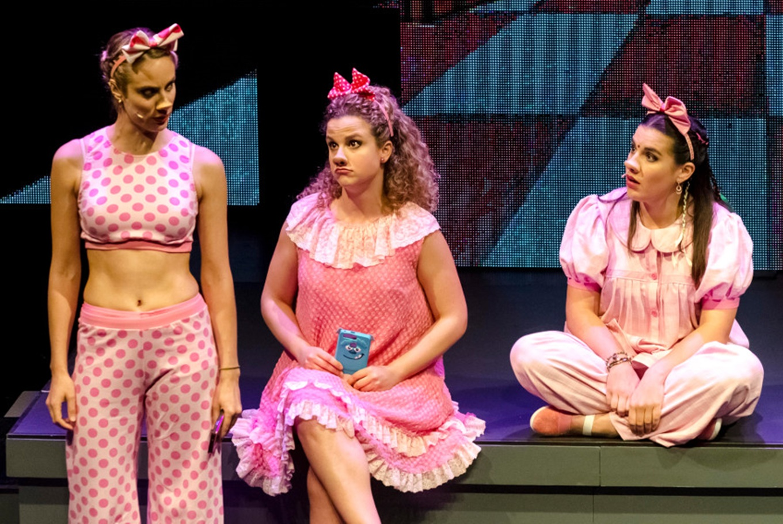 Musical 'Las tres cerditas' en Teatro Auditorio de Catarroja (Catarroja)