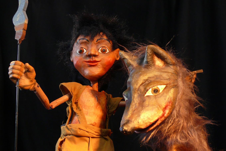 Títeres 'El libro de la selva' en Teatro La Estrella (Sala Cabanyal) (Valencia)