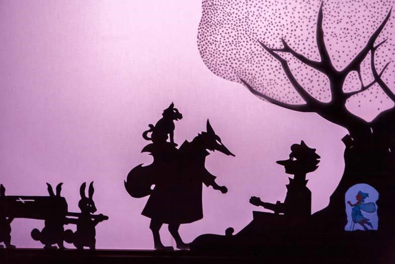 Títeres 'L'ombra de Pinotxo' en La Puntual (Barcelona)