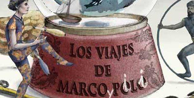 'Los Viajes de Marco y Pili' en Teatro Circo Price (Madrid)
