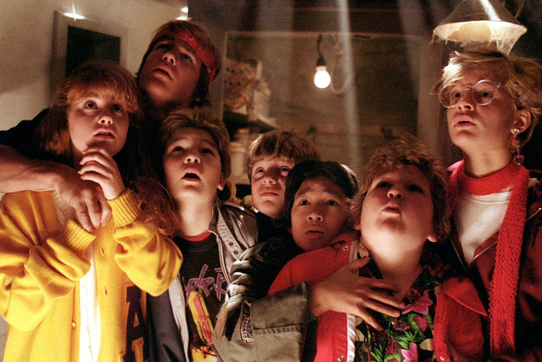 Cine 'Los Goonies' en CaixaForum Barcelona (Barcelona)