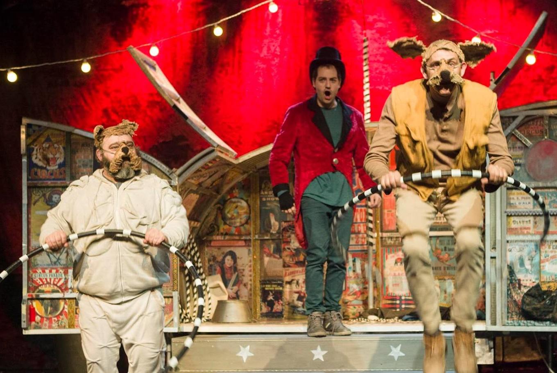 'Lunaticus circus' en Teatro L'Horta (Valencia)