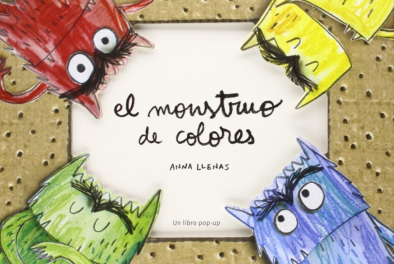Contamos y cantamos 'El Monstruo de Colores' en Sopa de Sapo Librería Infantil (Bilbao)
