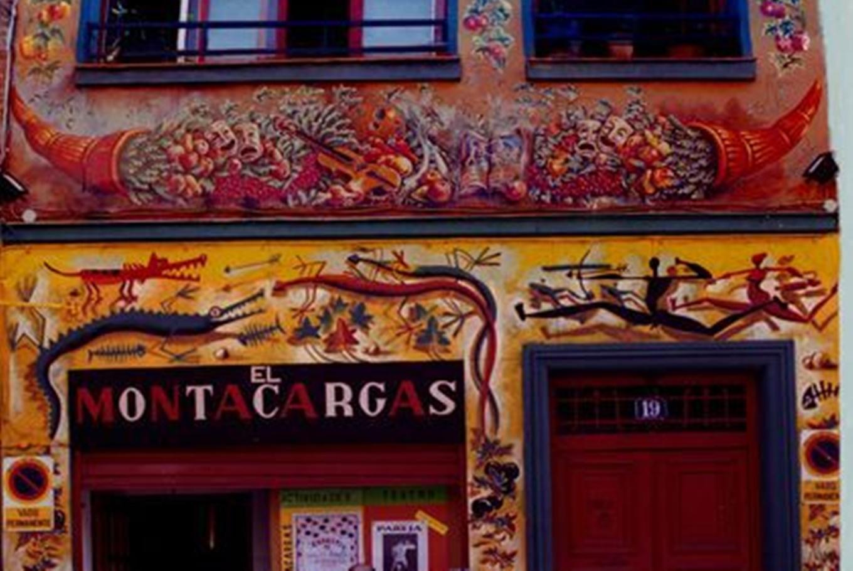 Teatro Montacargas