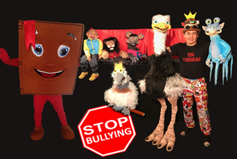 Teatro para niños 'El muñecomio. Stop bullying' en Teatro Prosperidad (Madrid)