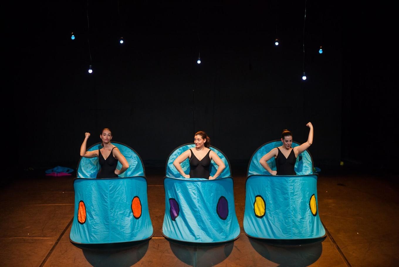 Danza familiar 'Mukuki' en SAT! Sant Andreu Teatre (Barcelona)