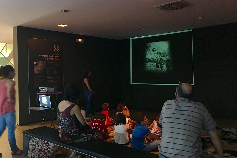 Visita familiar al Museo de Almería en Museo de Almería (Almería)