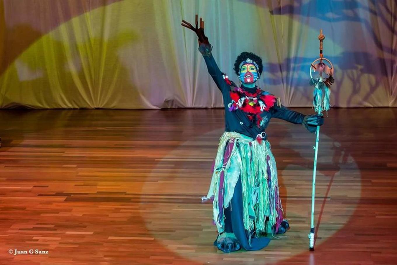 Musical 'El reino del león' en Teatre Flumen (Mislata)