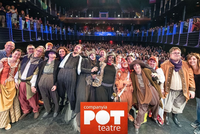 Teatro musical 'Els musics de Bremen in concert' en Teatro Auditorio  de Sant Cugat (Sant Cugat del Vallès)