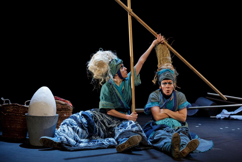 Teatro para niños 'Nómadas' en El Teatret (Valencia)