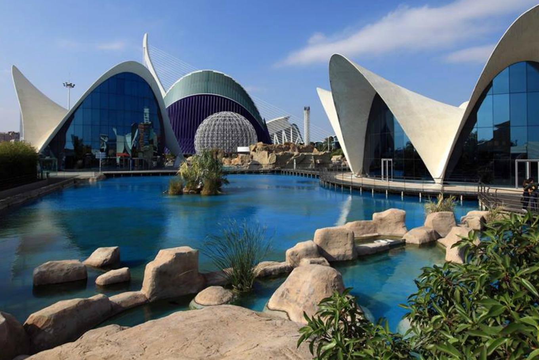 Oceanogràfic de la Ciudad de las Artes y las Ciencias de Valencia