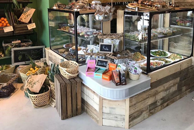 Organic Market & Food de Madrid