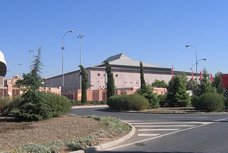 Palacio Municipal de Deportes de Granada
