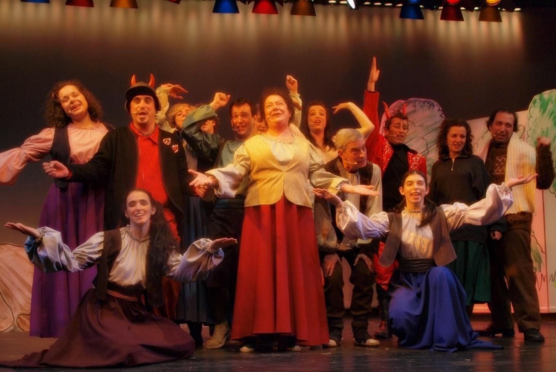 Teatro 'Pastorets Superestel' en Jove Teatre Regina (Barcelona)