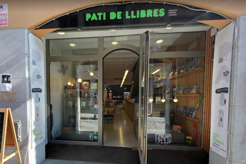 Librería Pati de Llibres