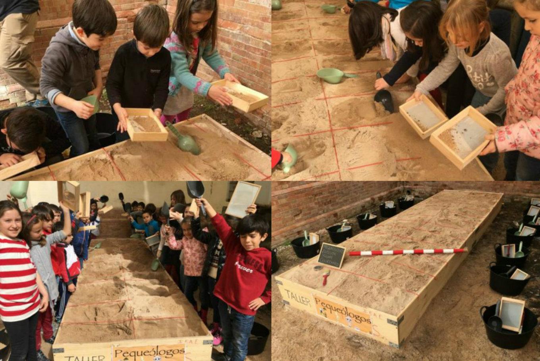 'Pequeólogos: taller infantil de momificación y egiptología' en La Térmica (Málaga)