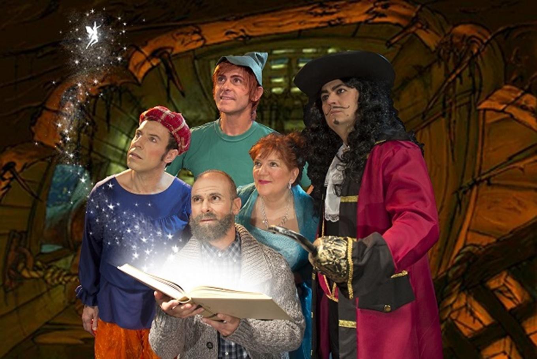 'Peter Pan en el País de la Ópera' en Teatro Quevedo (Madrid)