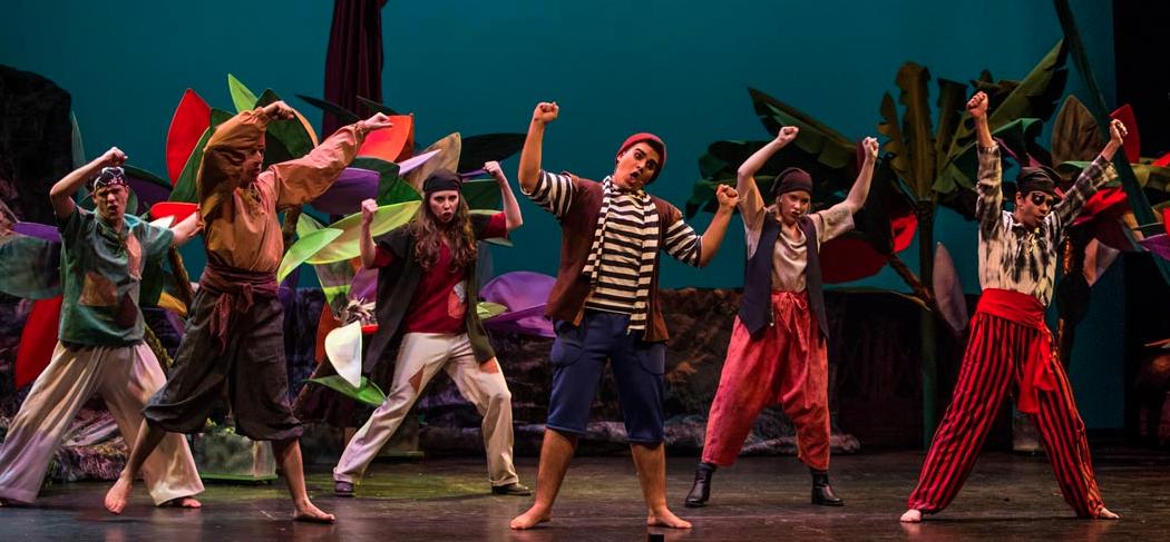 Teatro 'Peter Pan. El Musical' en Teatro Maravillas (Madrid)