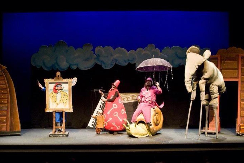 Musical 'El petit Dalí' en Teatro Romea (Barcelona)