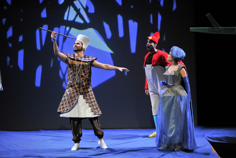 'La petita flauta mágica' en Gran Teatre del Liceu (Barcelona)