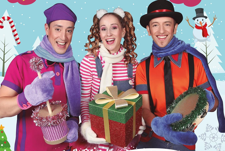 Pica Pica en 'Navidad Navidad' en Teatro Cofidis Alcázar (Madrid)
