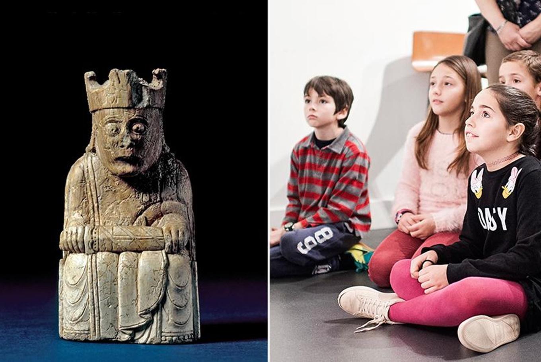 Visita en familia 'Los pilares de Europa' en CaixaForum Zaragoza (Zaragoza)