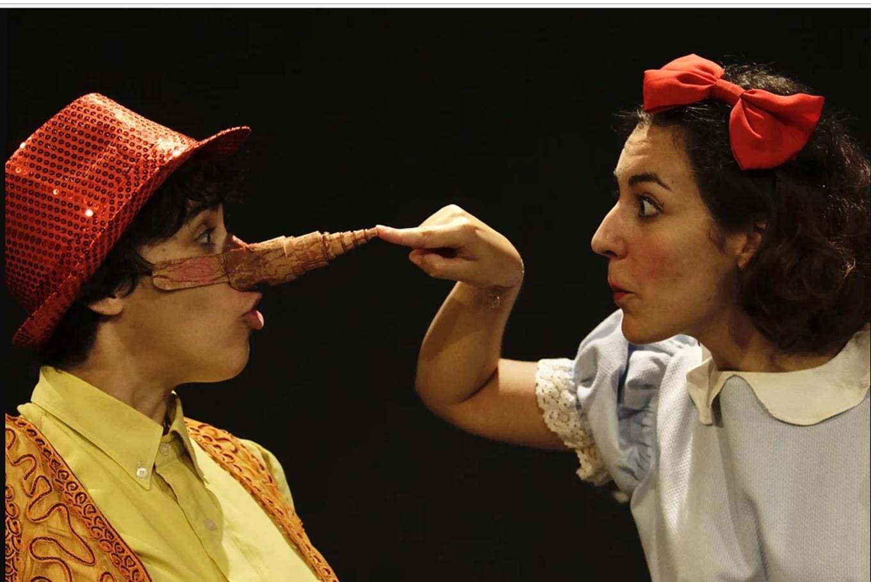 Teatro 'Pinotxo a Oz' en Teatreneu (Barcelona)