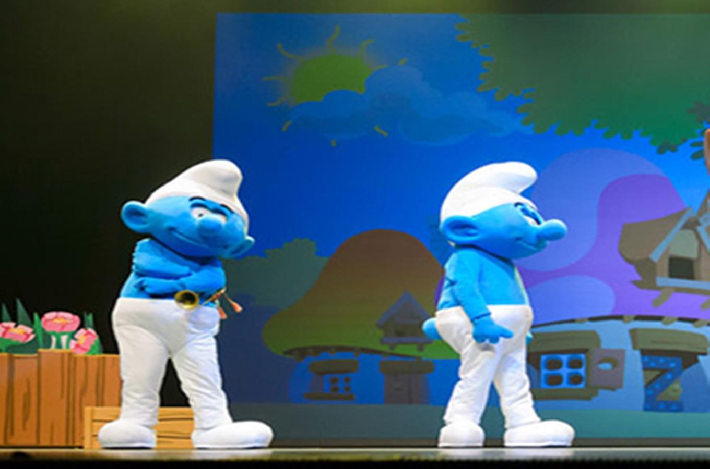 Espectáculo para niños 'Los Pitufos en vivo' en Palacio Municipal de Congresos de Madrid (Madrid)