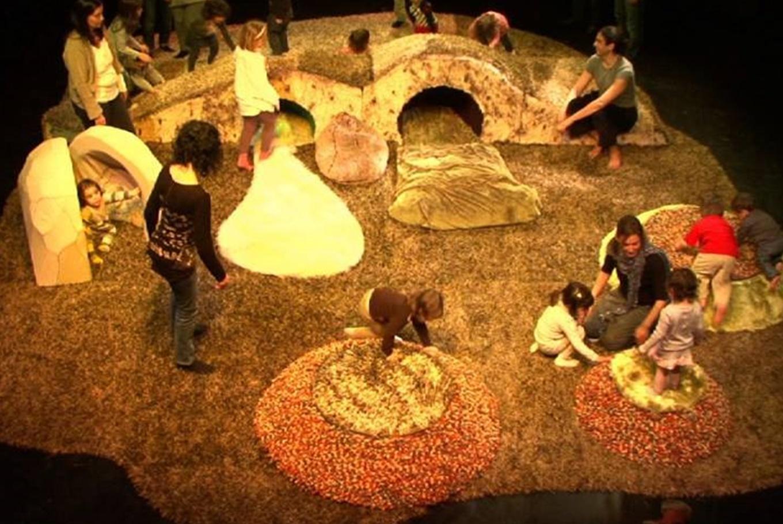 Espectáculo 'Planeta Ka' en SAT! Sant Andreu Teatre (Barcelona)