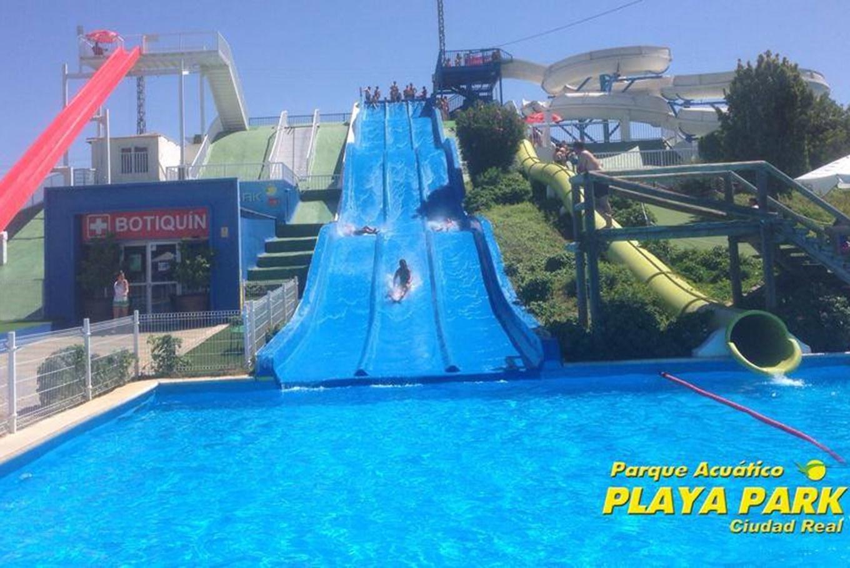 Verano 2017 en Playa Park en Parque acuático Playa Park (Ciudad Real)