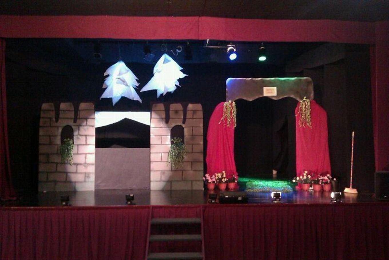 Teatro 'Pulgarcito' en Sala Carolina (Valencia)