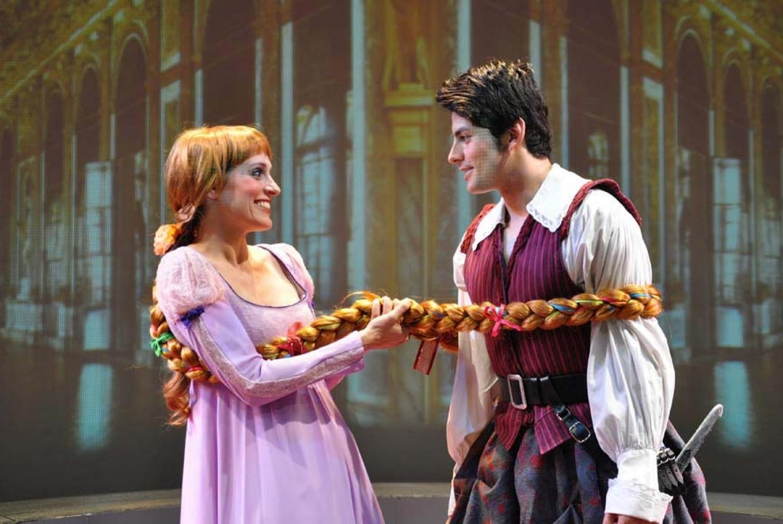 Musical 'Rapunzel' en Teatro Sanpol (Madrid)
