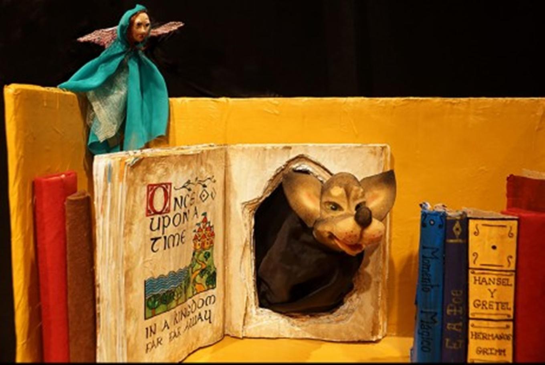 Teatro para niños 'Cuentos rebeldes' en Teatro Tarambana (Madrid)