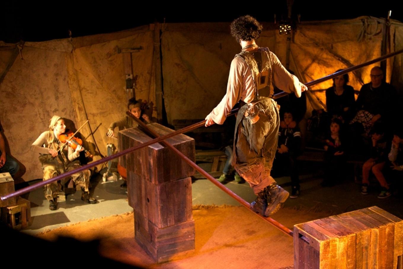 'Rudo' en Teatro Circo Price (Madrid)
