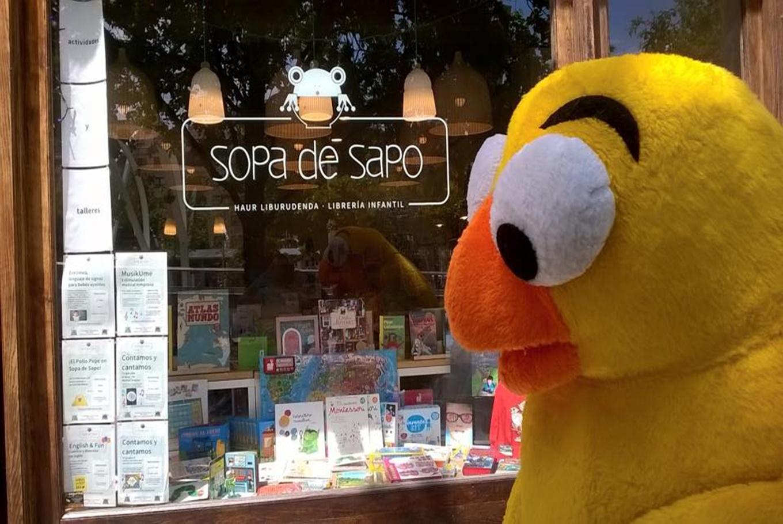 Sopa de Sapo Librería Infantil