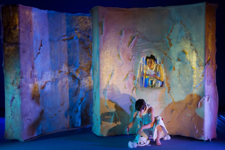 Espectáculo para bebés  'Sin palabras... (se las llevó el aire)' en Teatro Principal de Pontevedra (Pontevedra)