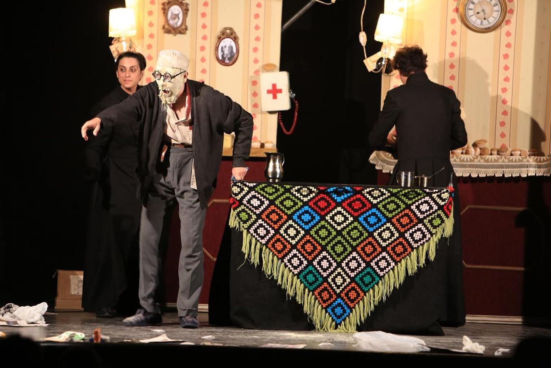 Teatro 'Solos' en Teatro Tarambana (Madrid)